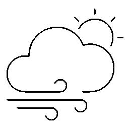 Wind Icon アイコンのライブラリ